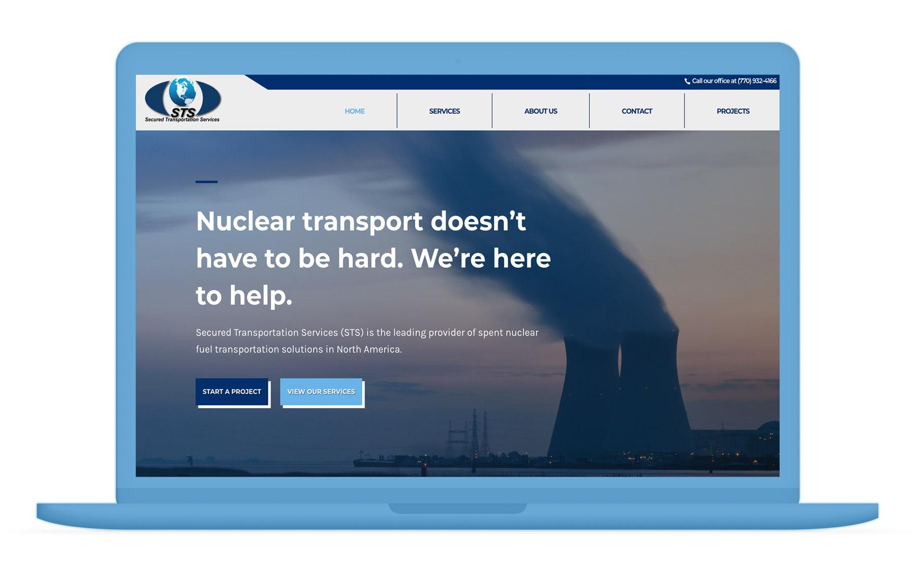STSnuclearwebsite